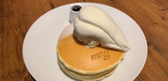mogスペシャルパンケーキ