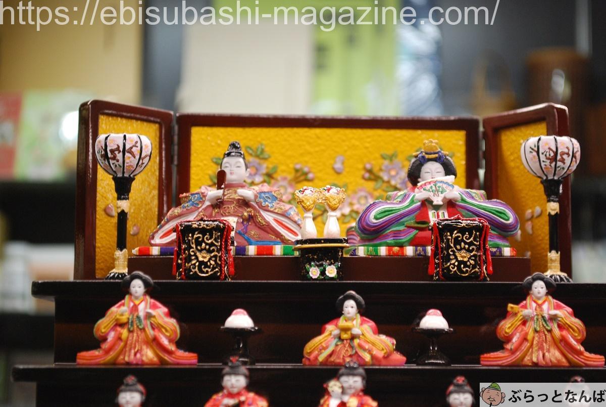 丹青堂製雛人形