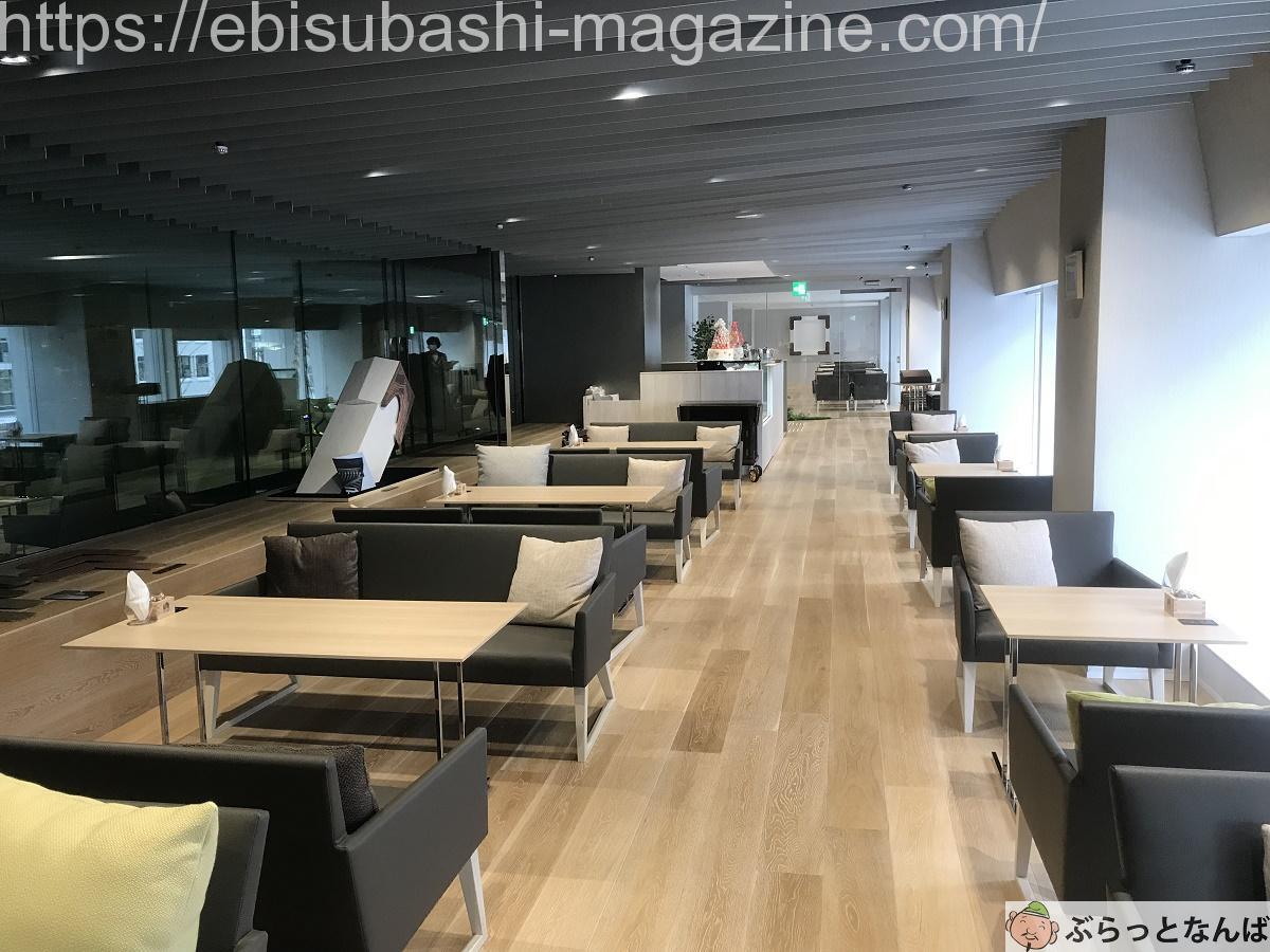 ホテルロイヤルクラシック大阪レストラン