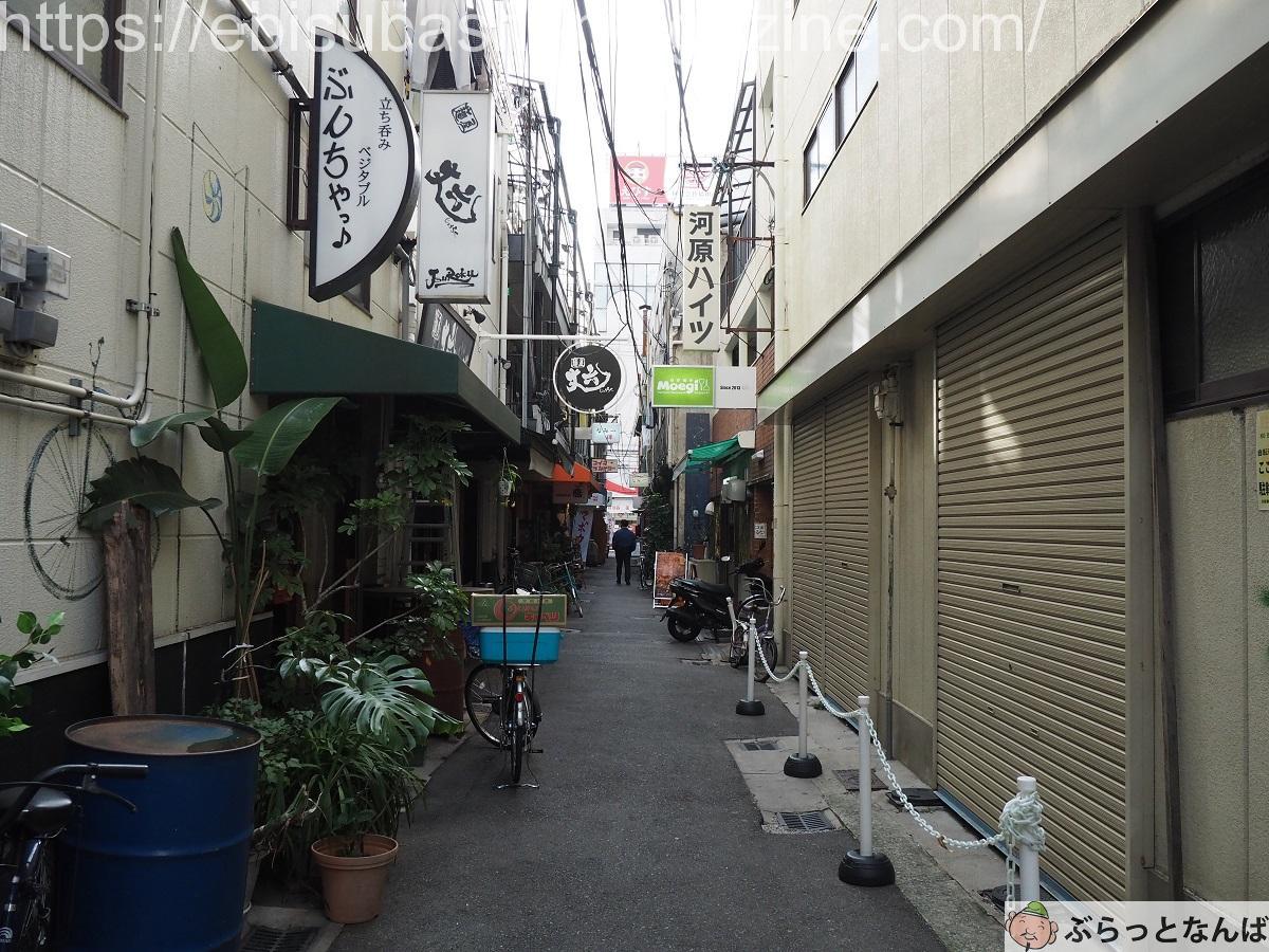 大阪カレー 裏なんば マボカリ