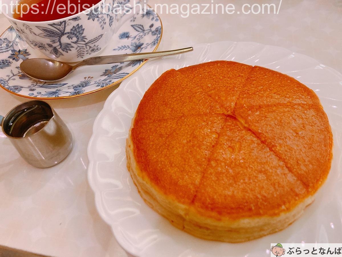 純喫茶アメリカン ホットケーキ