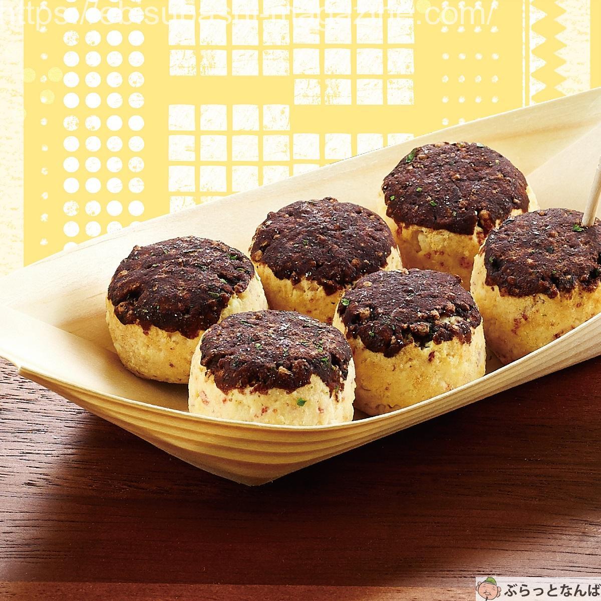 ミナモアレ たこ焼きそっくりクッキー