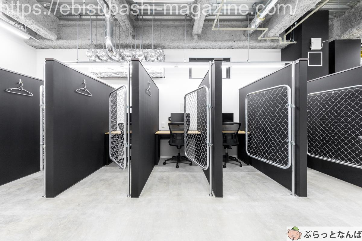 ビズコンフォート 個室ブース画像